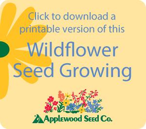 AppleWood Seed Planting Information