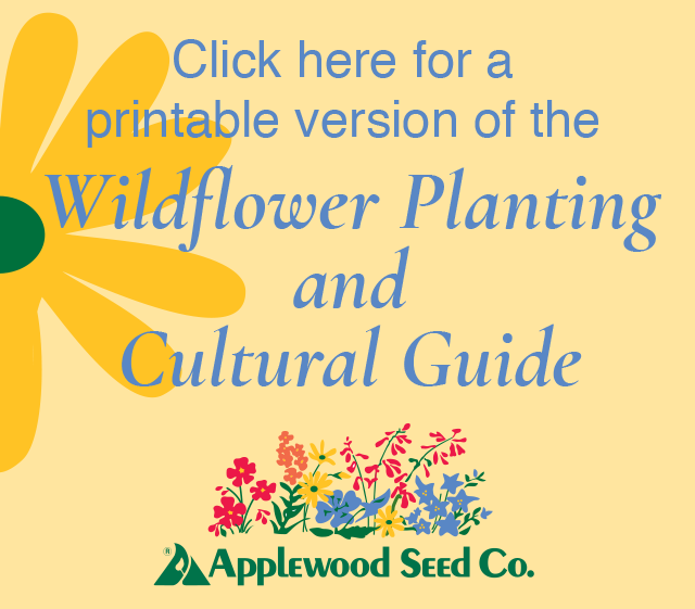 AppleWood Seed Planting Information