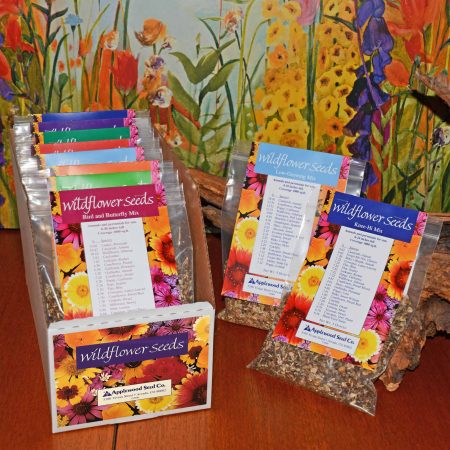 Grow Wild Seed Mixes