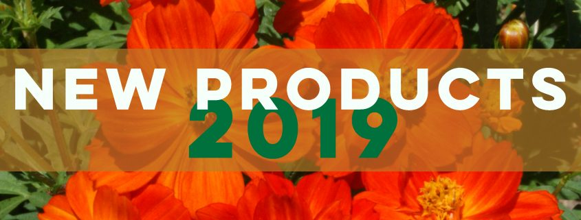 New Seed Products for 2019 | Applewood Seed Company